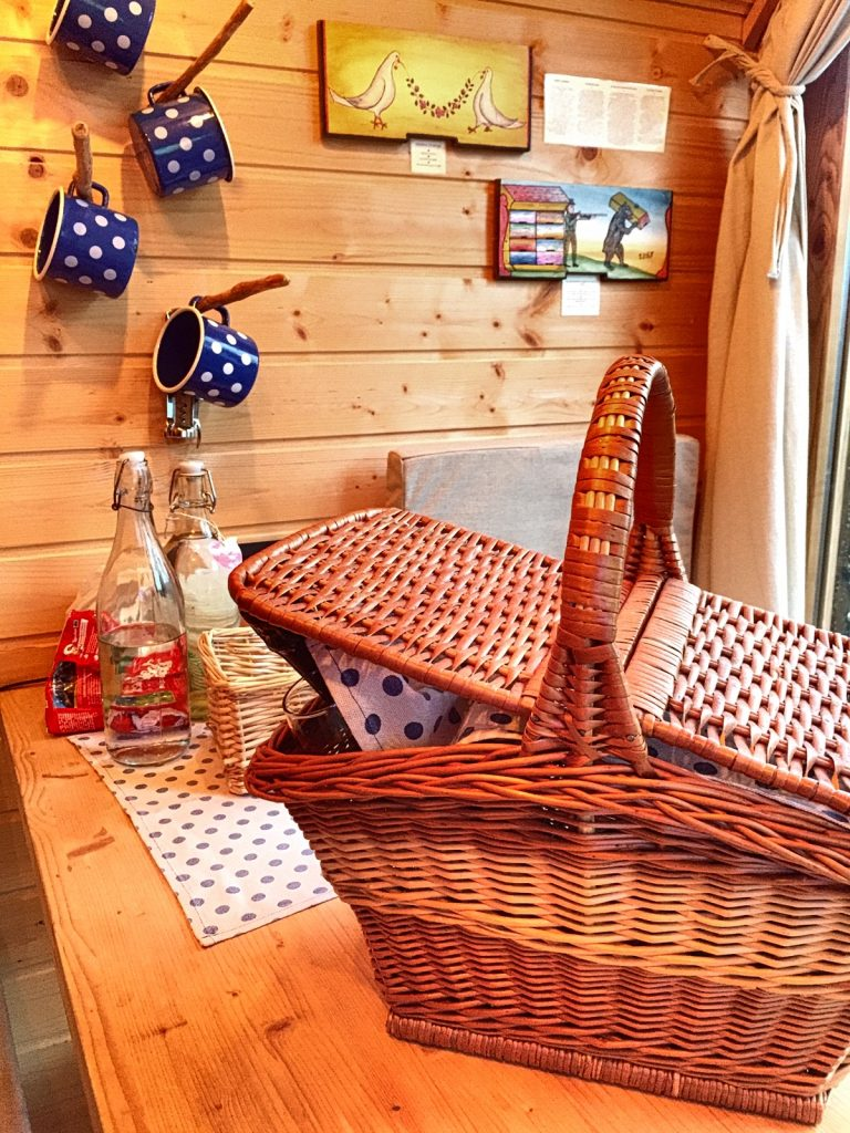 glamping sul lago di bled-pic-nic