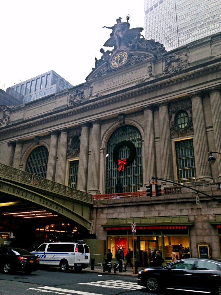 le 10 cose da fare a New York a Natale-grand-central