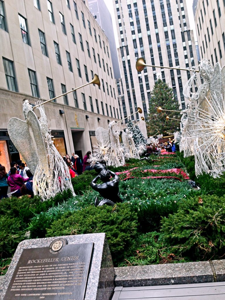 le 10 cose da fare a New York a Natale-rockefeller-center