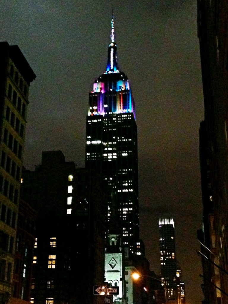 le 10 cose da fare a New York a Natale-empire-state-building