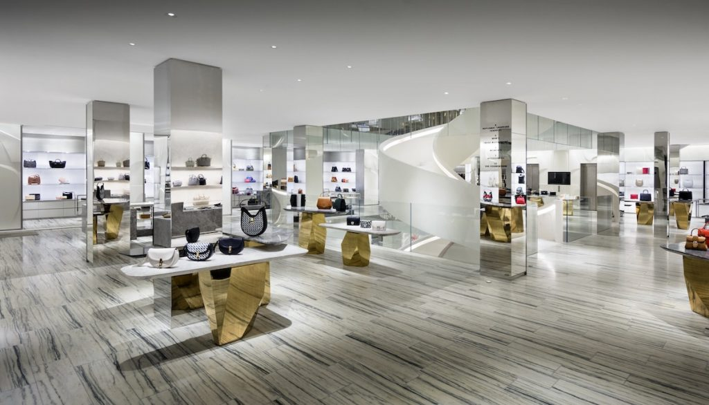luoghi cult dello shopping a New York-barneys