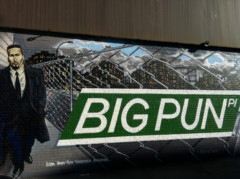 tour hip hop a new york-big-pun-graffito