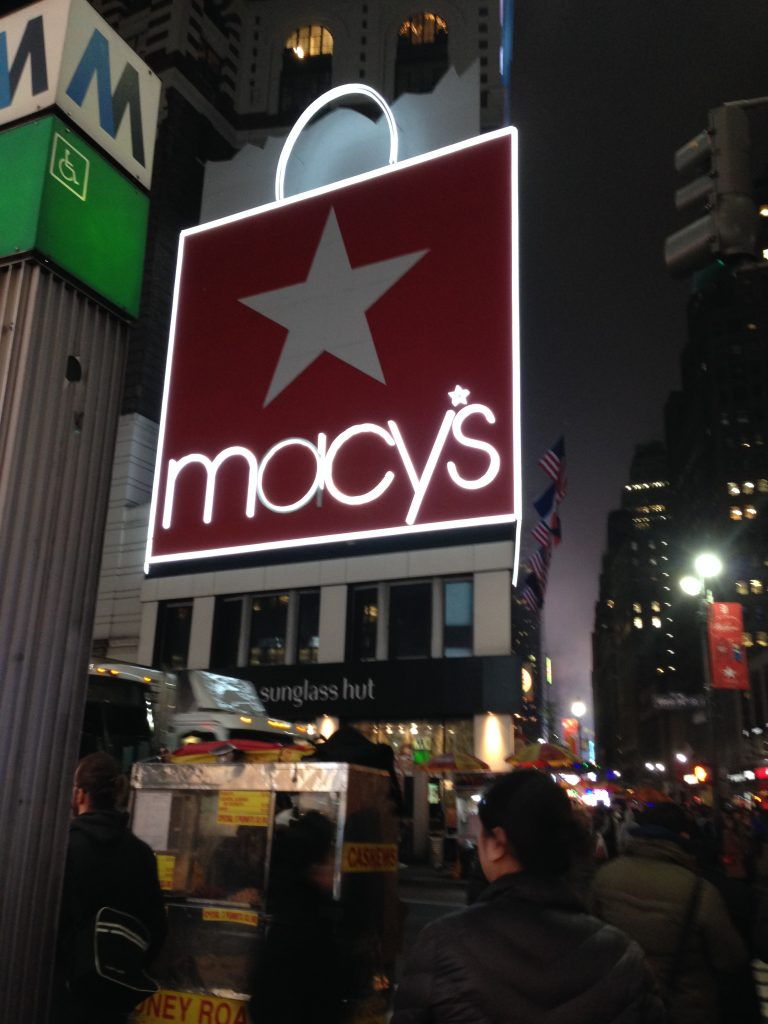 luoghi cult dello shopping a New York-macys
