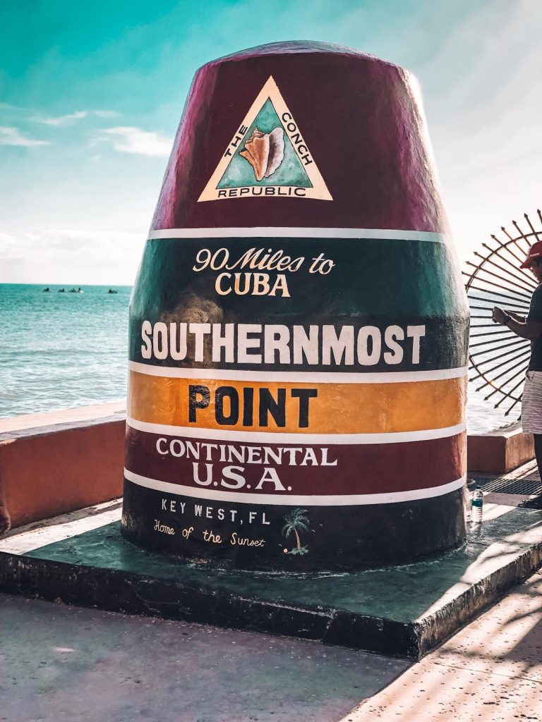 Key West in un giorno-southernmost-point