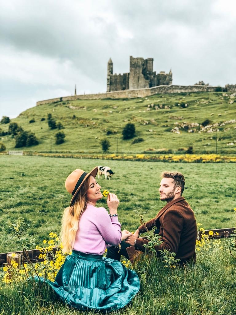 luoghi instagrammabili in Irlanda-rock-of-cashel
