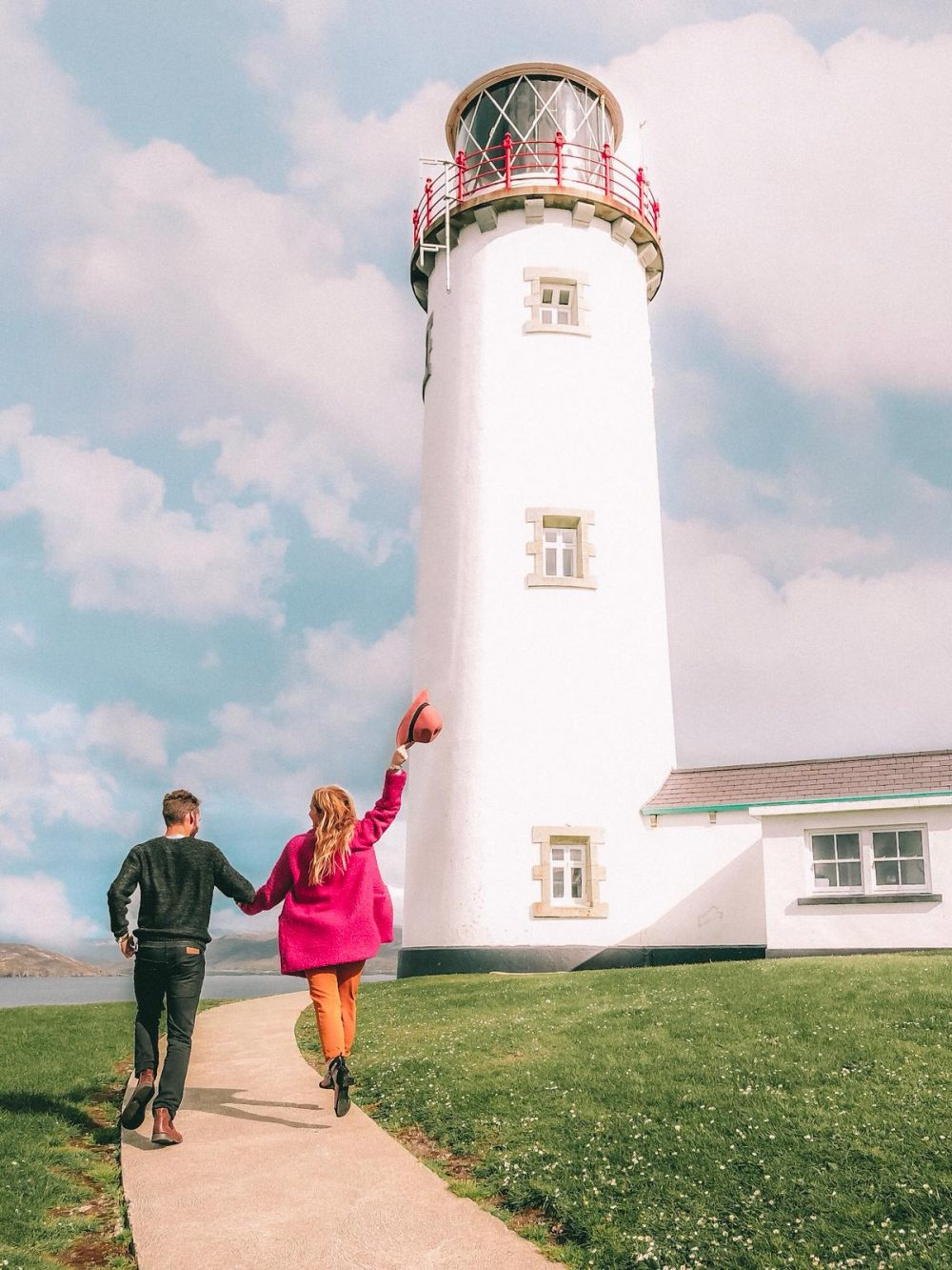 Dormire in un faro in Irlanda al Fanad Lighthouse | The ...