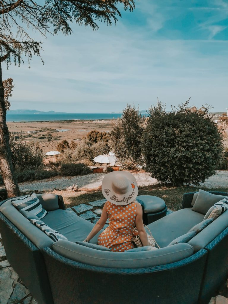 glamping in toscana