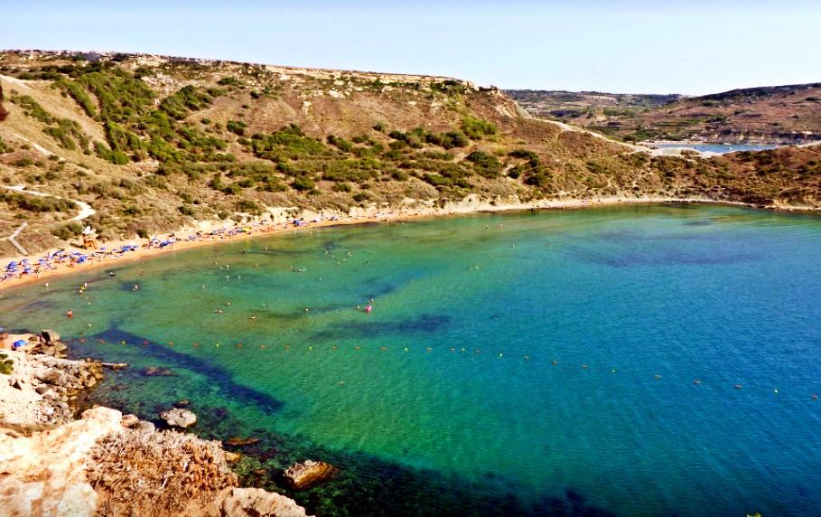 vacanza a Malta-spiaggia-foto-copertina