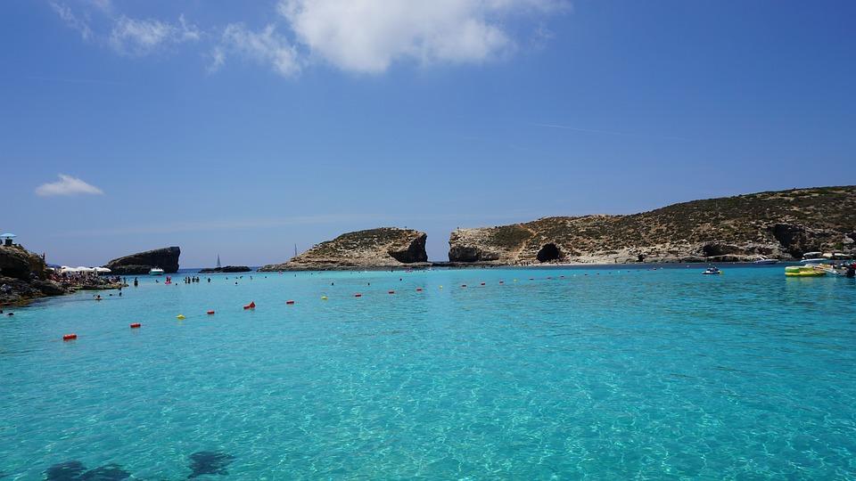 Laguna Blu-isola-Comino-vacanza a Malta