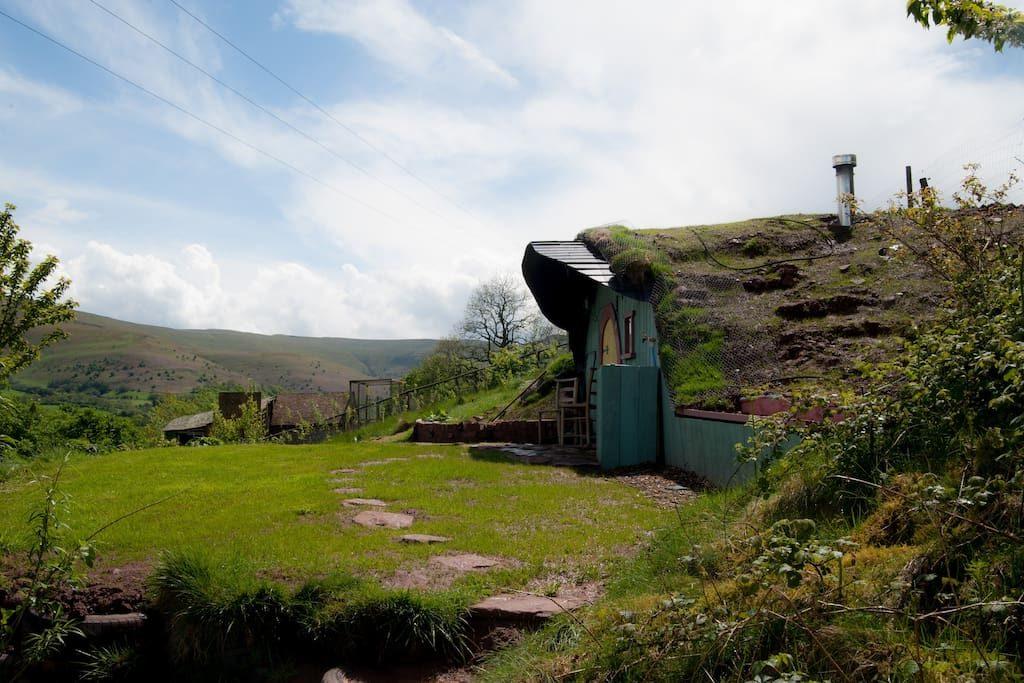 casa per hobbit-regno-unito
