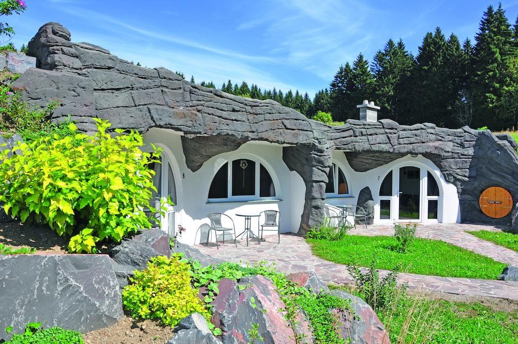 giardino-casa per hobbit-germania