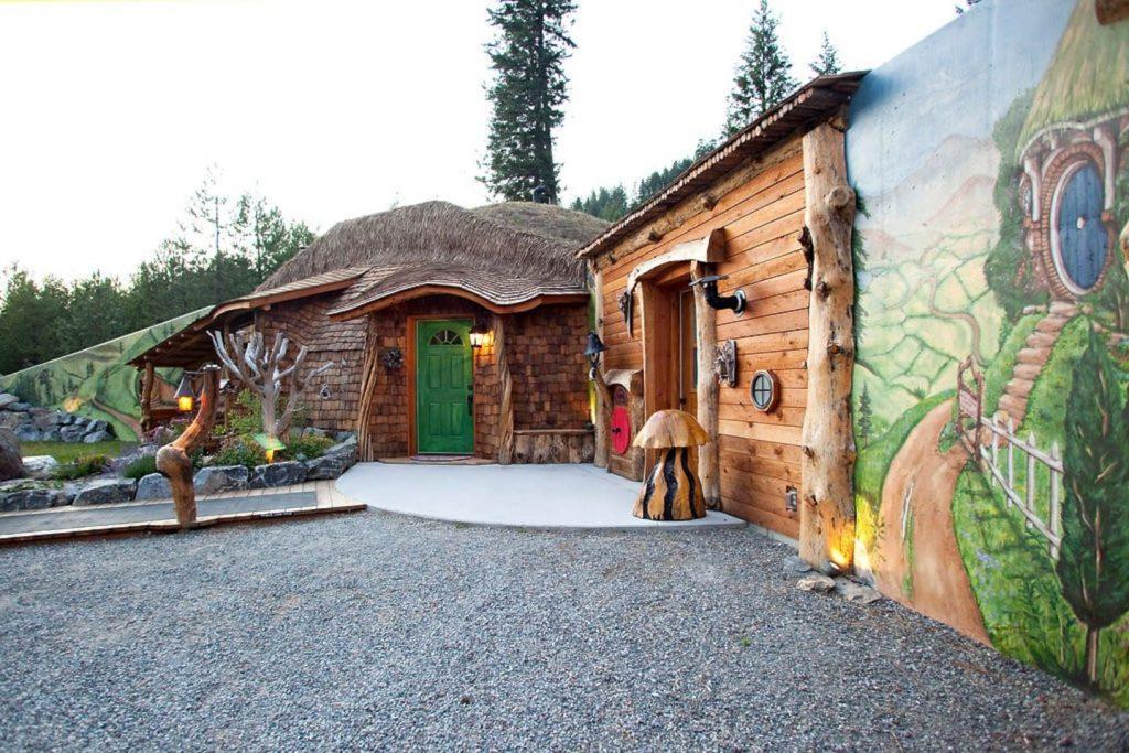casa per hobbit-montana