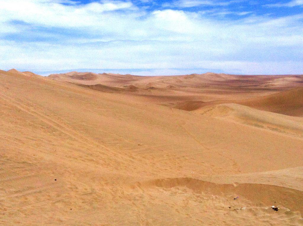 deserto-riserva di paracas