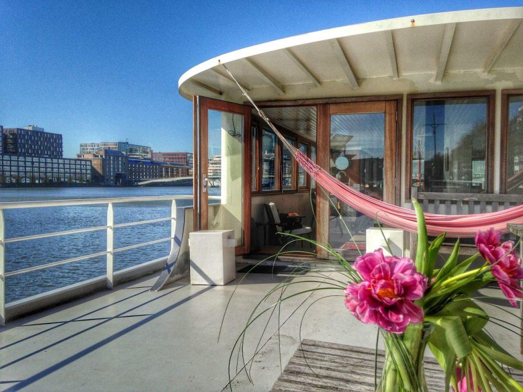 bed & boat-amsterdam-amaca