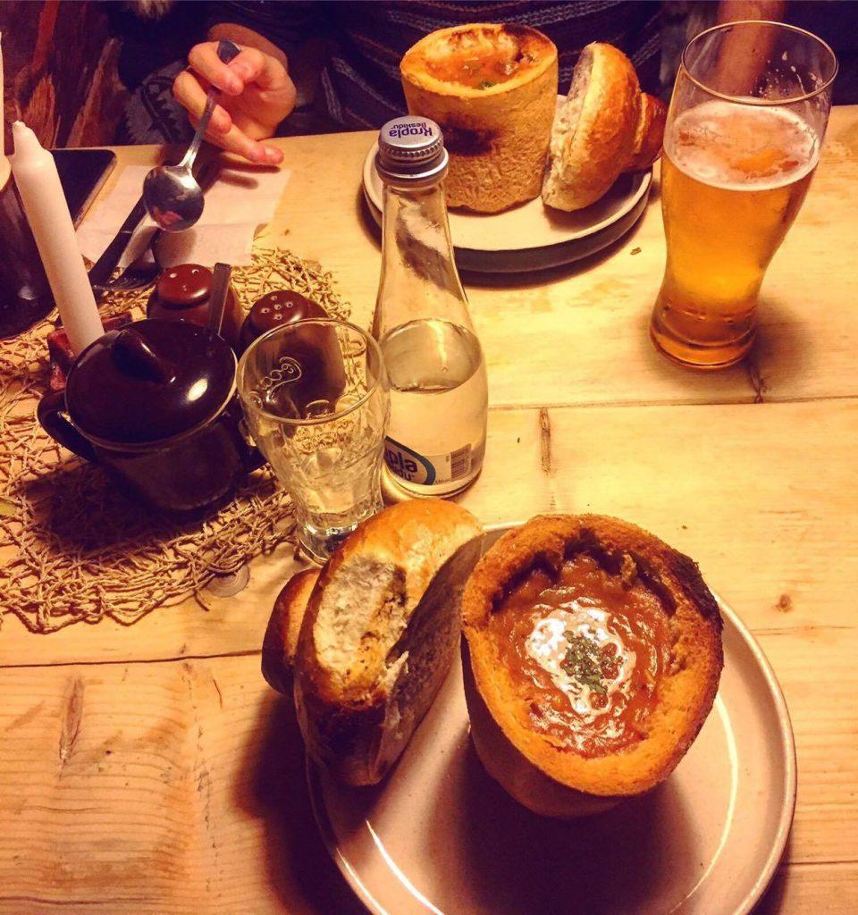 miglior ristorante economico a cracovia-goulash