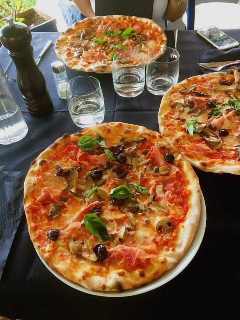 ristoranti a Capri-la-rondinella