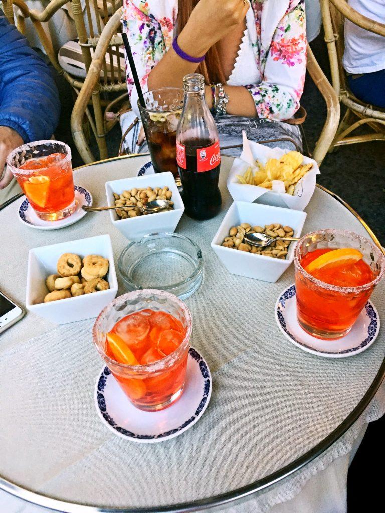 ristoranti a Capri-piccolo-bar