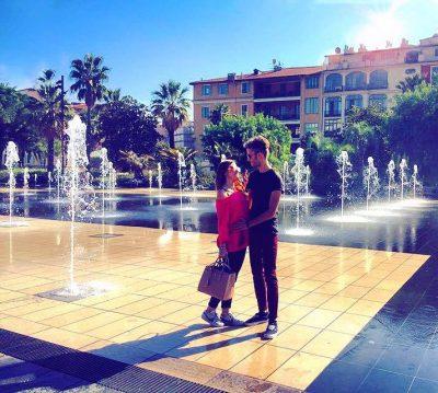 nizza in un giorno-promenade-du-paillon-fontane