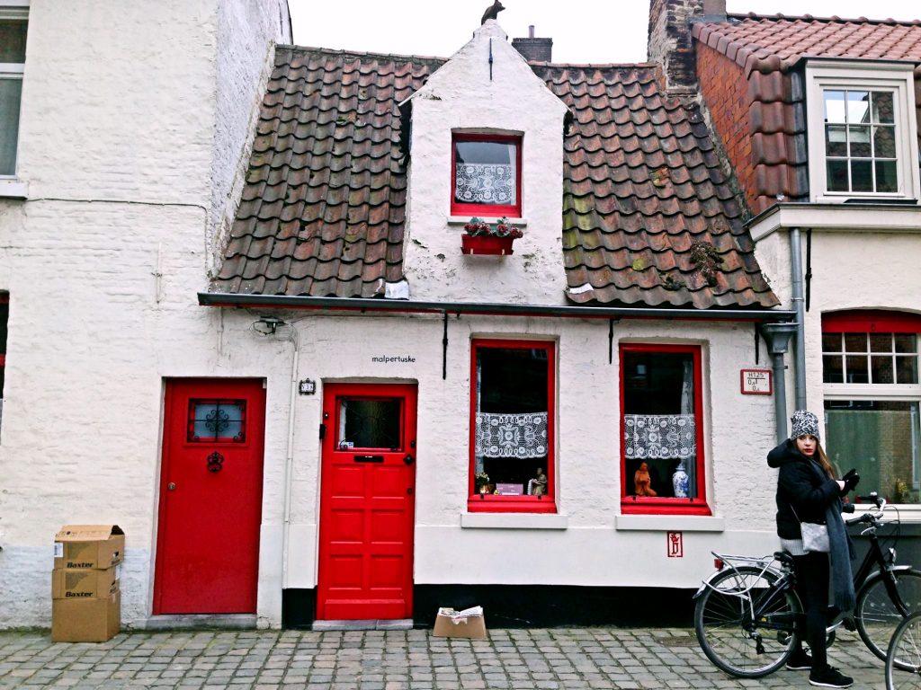 7 cose da fare a Bruges in un giorno-casetta