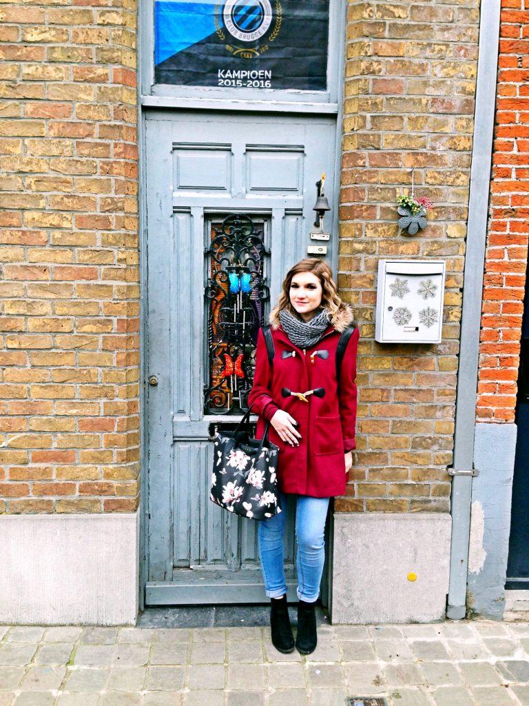 7 cose da fare a Bruges in un giorno-casette-belga-tipica