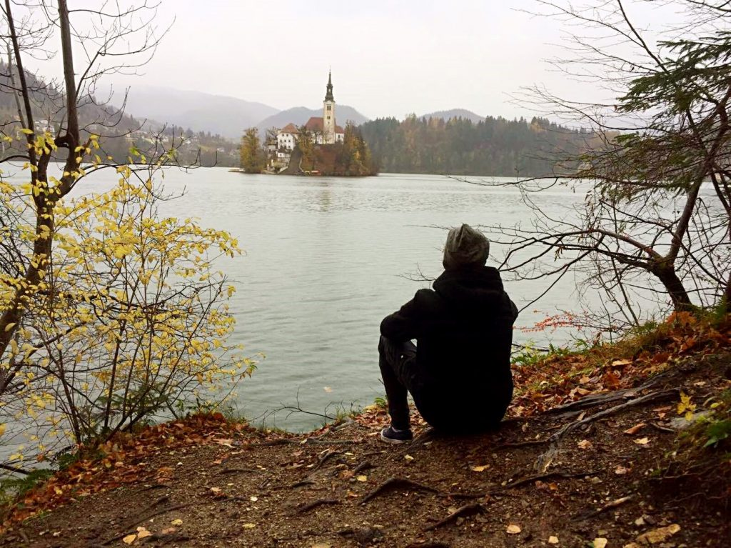 two days on the lake of bled-visuale-del-isolotto