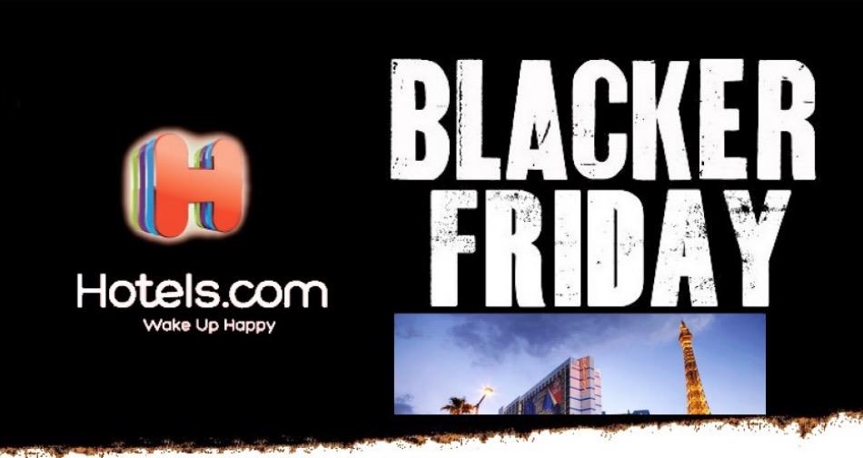 sconti sui viaggi durante il Black Friday 2017-hotels