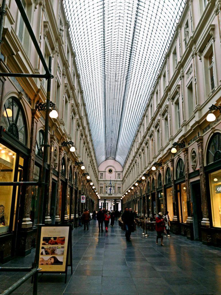 cosa vedere a Bruxelles in tre giorni-galeries-royales