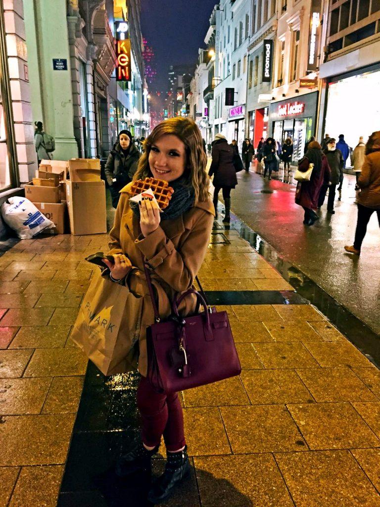 cosa vedere a Bruxelles in tre giorni-waffle