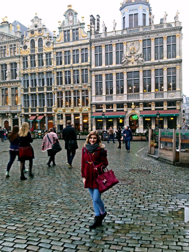 cosa vedere a Bruxelles in tre giorni-grand-place