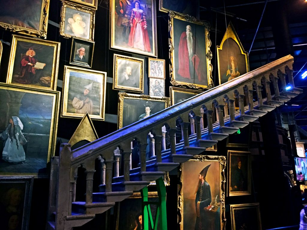 visitare gli Harry Potter Warner Bros Studios-scale