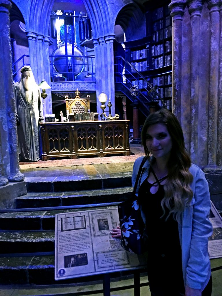 visitare gli Harry Potter Warner Bros Studios-studio-silente