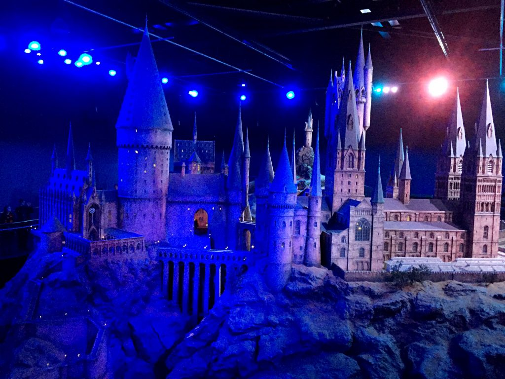 visitare gli harry Potter Warner Bros Studios-hogwarts