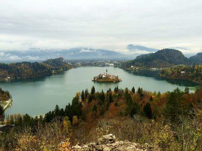 due giorni sul lago di bled-mala-osojnica