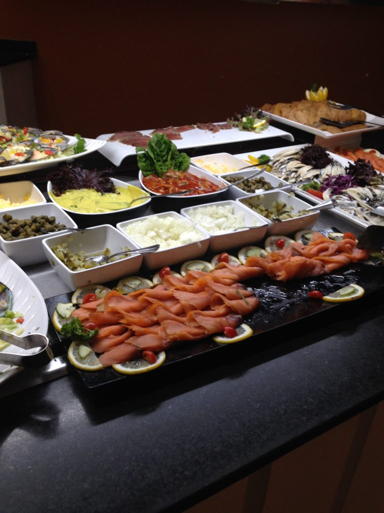soggiorno cinque stelle al resort Gran Castillo a Lanzarote-cibo