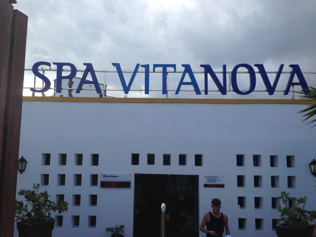 soggiorno cinque stelle al resort Gran Castillo a Lanzarote-spa