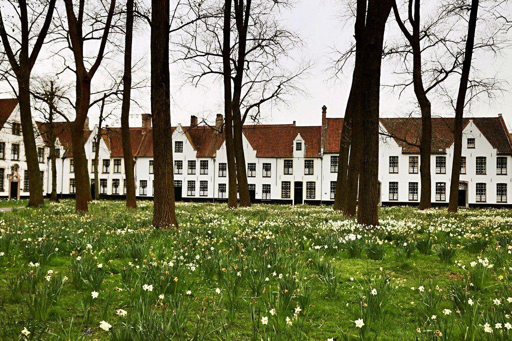 7 cose da fare a Bruges in un giorno-beguinage