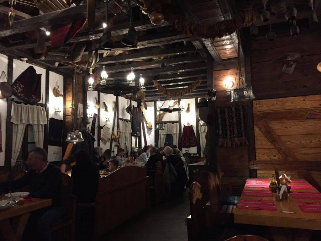 weekend a sofia-location-ristorante-sofia