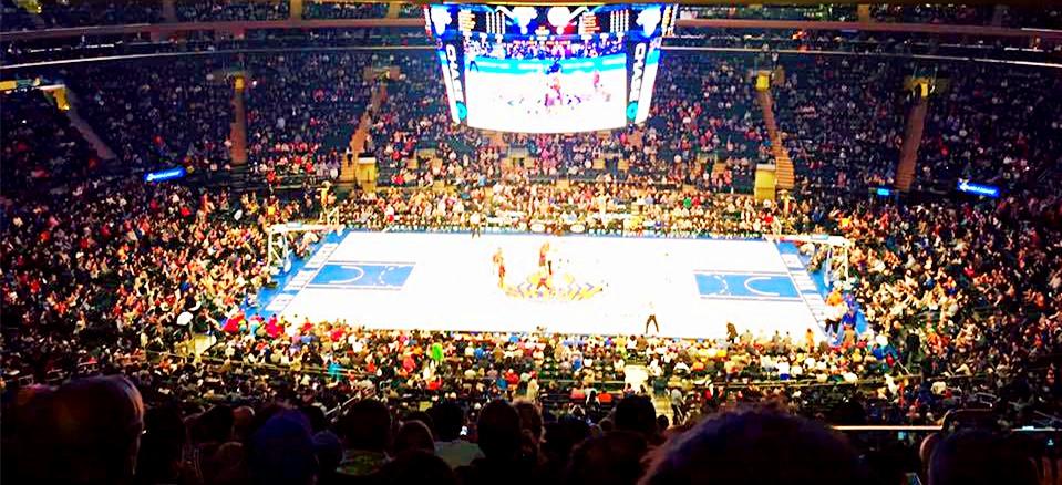 vedere una partita NBA al madison square garden-dentro-lo-stadio