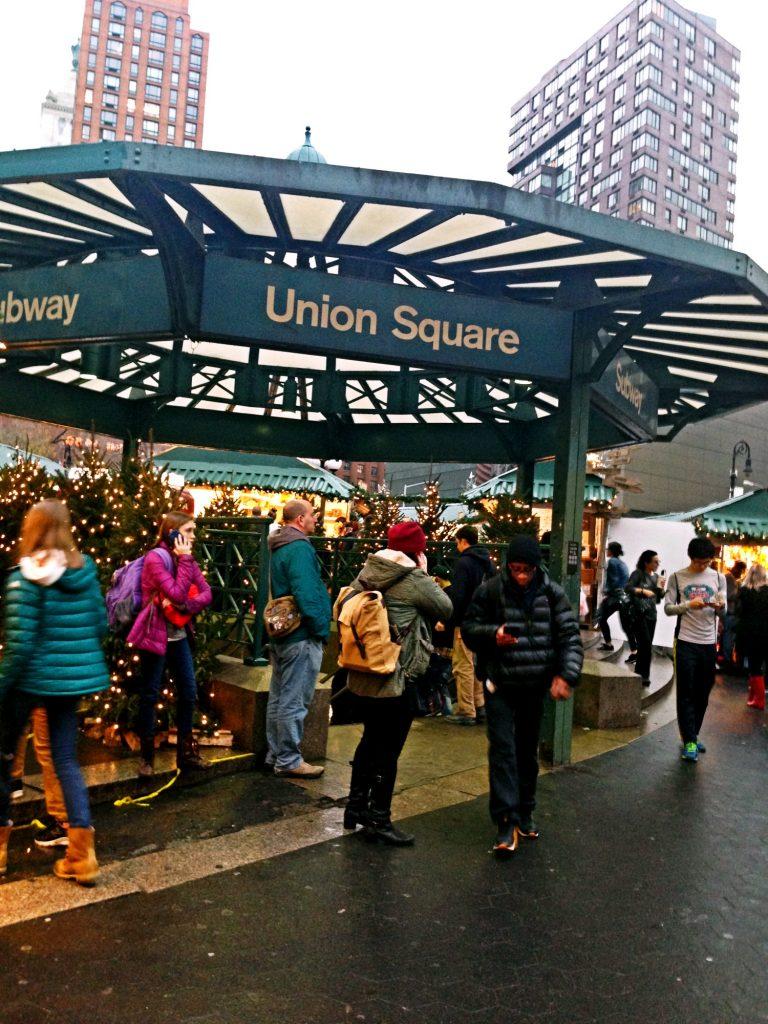le 10 cose da fare a New York a Natale-union-square