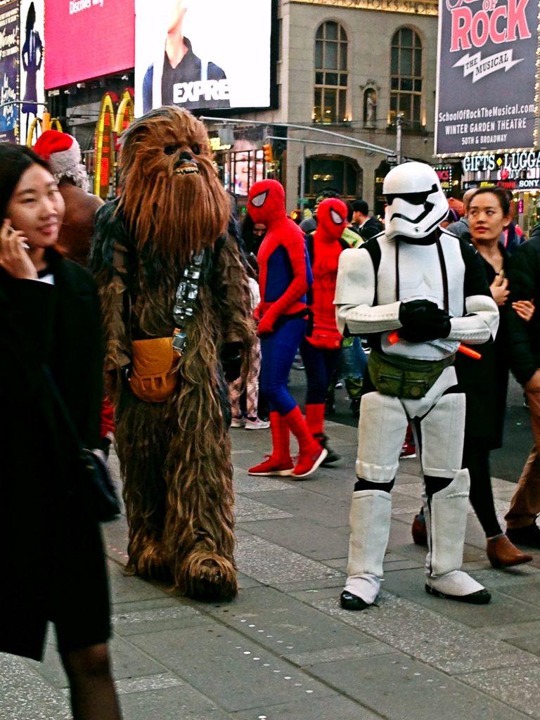 le 10 cose da fare a New York a Natale-times-square