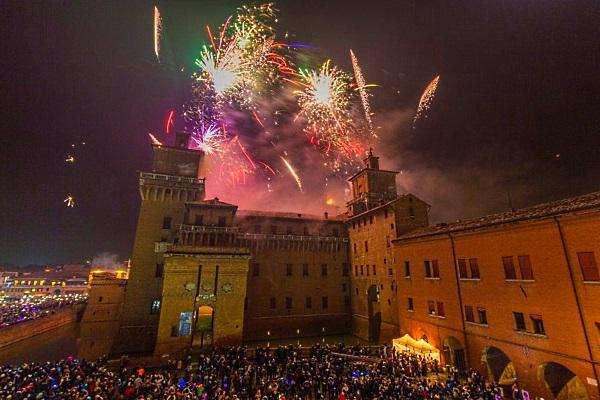 cosa fare a Capodanno 2017 in Italia-ferrara