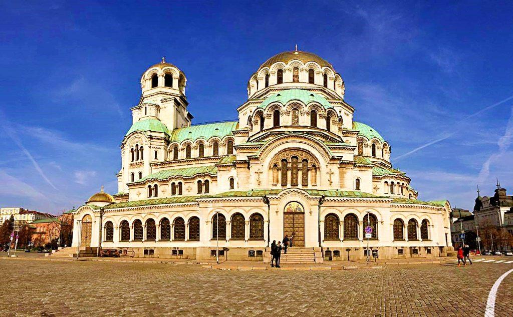 weekend a sofia-cattedrale-aleksandr-nevskij