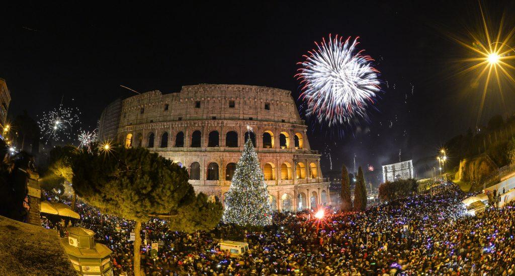 cosa fare a Capodanno 2017 in Italia-roma
