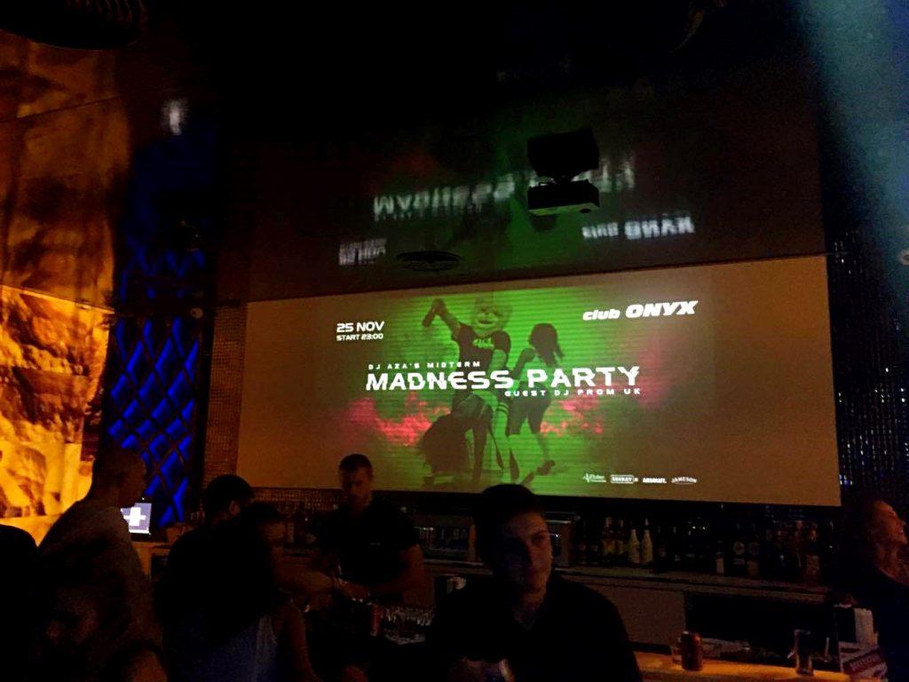 weekend a sofia-club-onyx