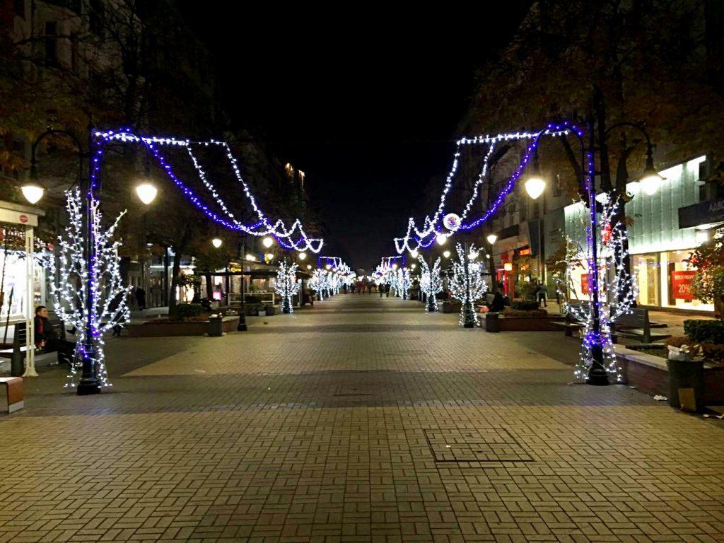 weekend a sofia-vitosha-boulevard-notte