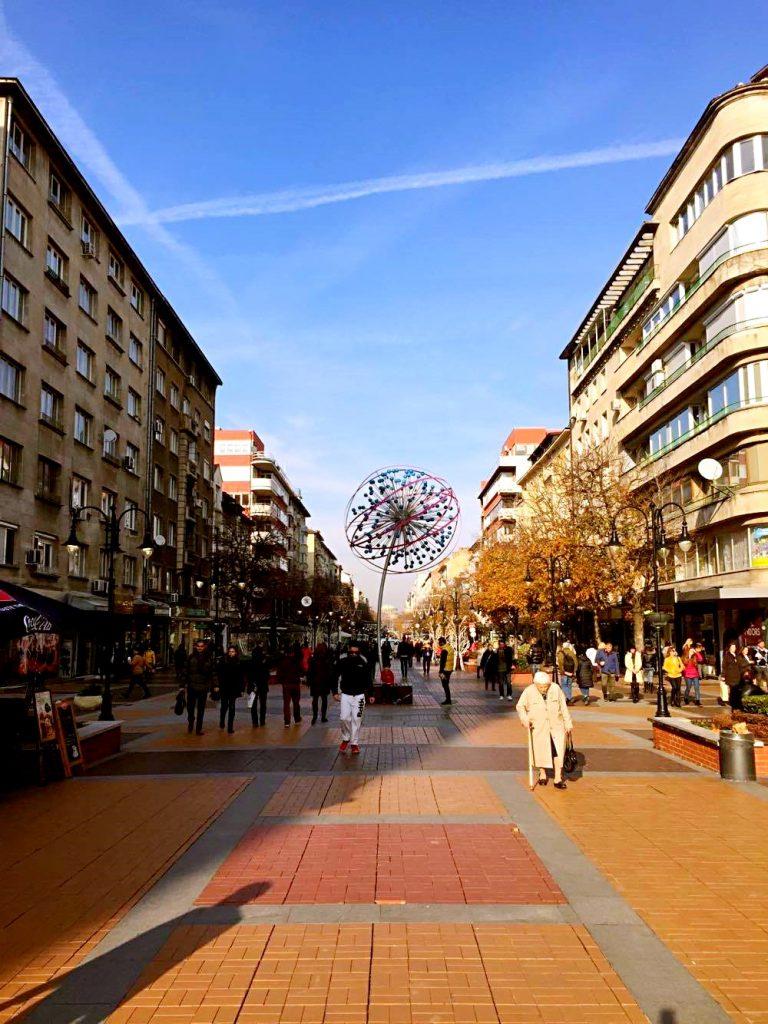 weekend a sofia-vitosha-boulevard