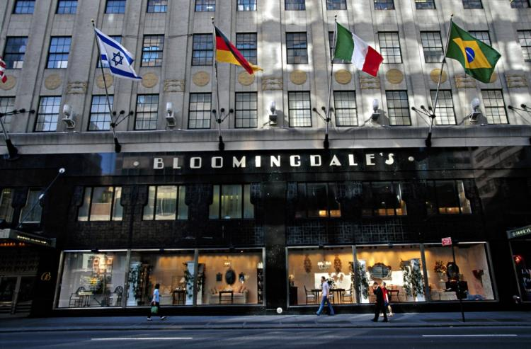 luoghi cult dello shopping a New York-bloomingdales