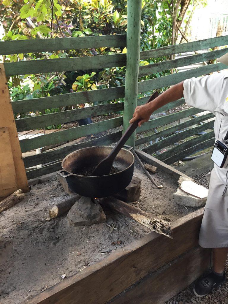 monkeyland a punta cana-cottura-cacao