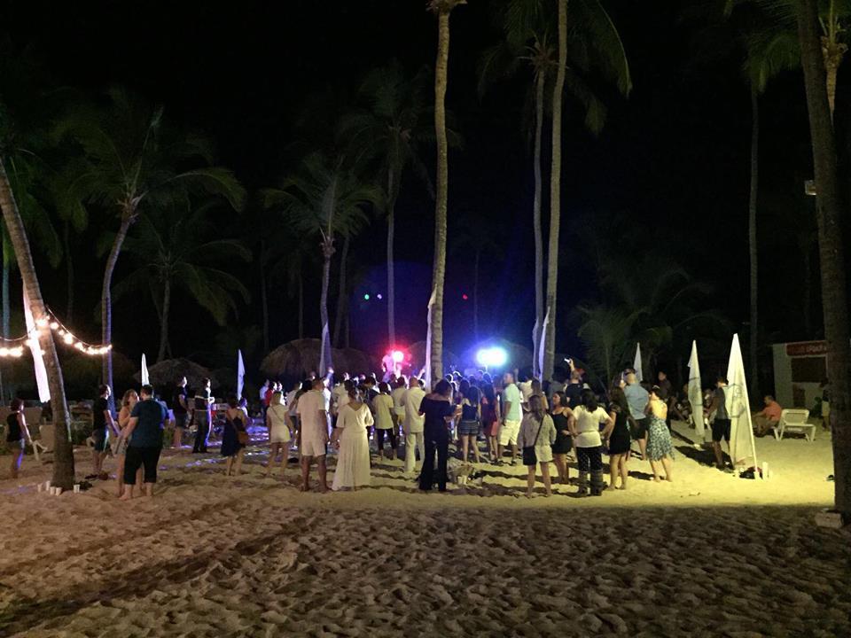 Catalonia Bavaro Resort a Punta Cana-discoteca
