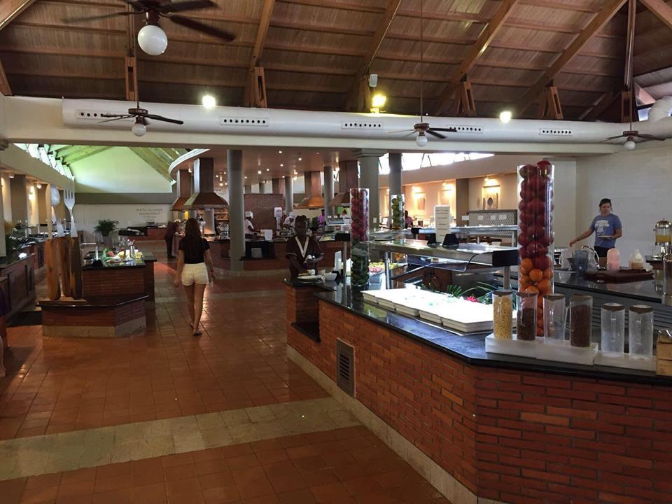 Catalonia Bavaro Resort a Punta Cana-buffet